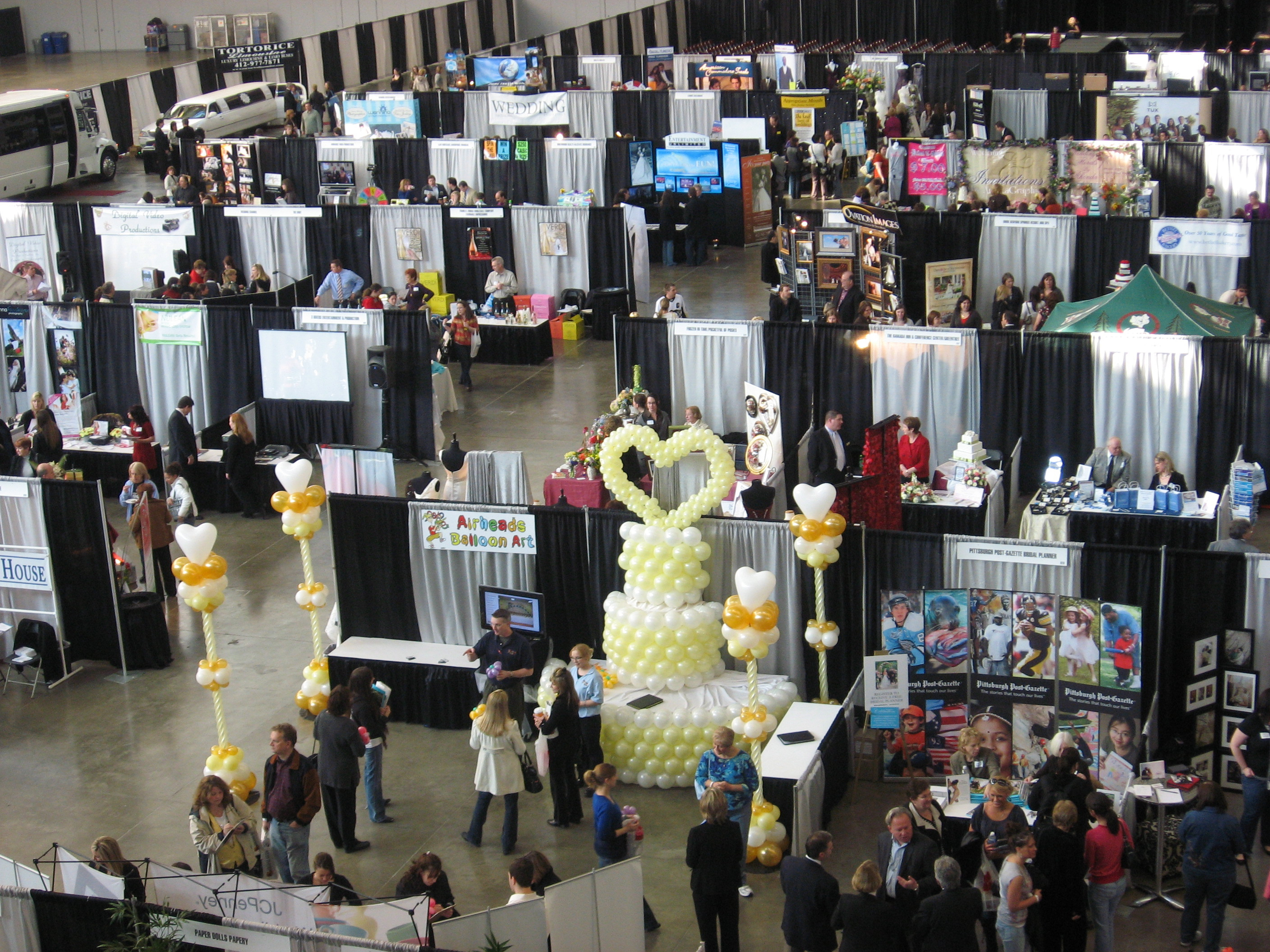 The Benefits of Attending Bridal Shows