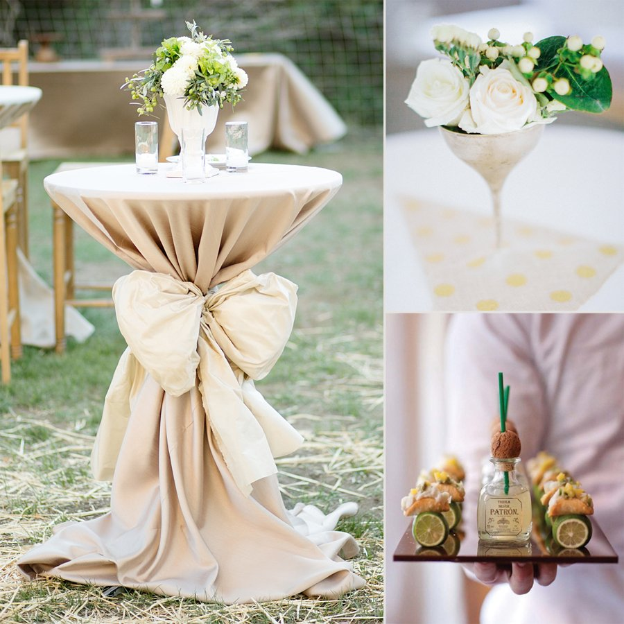 Planning a Cocktail Wedding Reception - Wedding, Event Planning and Design  Service Providers
